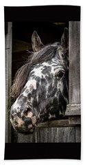 Guard Horse-what's The Password? Hand Towel