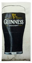 Guinness - The Perfect Pint Bath Towel