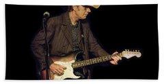 Guitarist Bo Ramsey Hand Towel