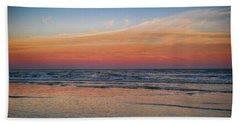 Gulf Coast Sunset Hand Towel