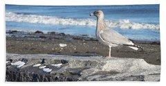 Seagull  Bath Towel