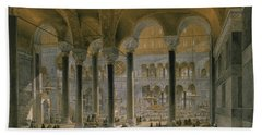 Haghia Sophia, Plate 6 The North Nave Hand Towel