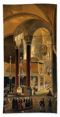 Haghia Sophia, Plate 8 The Imperial Hand Towel