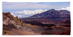 Haleakala Crater Bath Towel