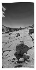 Half Dome From Olmsted Point Hand Towel