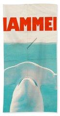 Hammer Hand Towel by Eric Fan