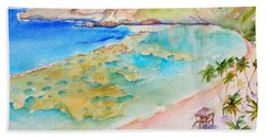 Hanauma Bay Bath Towel