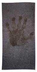 Hand Of Hope Hand Towel