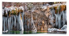 Hanging Lake Hand Towel