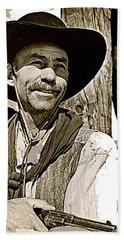 Hank Worden Publicity Photo Red River 1948-2013 Hand Towel