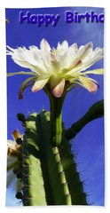 Hand Towel featuring the photograph Happy Birthday Card And Print 12 by Mariusz Kula