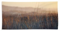 Bath Towel featuring the photograph Happy Camp Canyon Magic Hour by Kyle Hanson