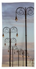 Harbor Lights Bath Towel
