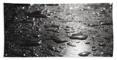 Bath Towel featuring the photograph Hard And Soft by Miguel Winterpacht
