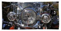 Harley Davidson Hand Towel