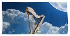Harp Hand Towel