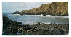 North Devon - Hartland Quay Hand Towel