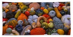 Harvest Abundance Bath Towel