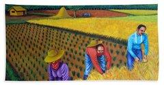 Harvest Season Hand Towel