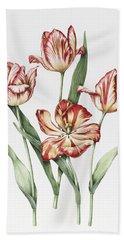 Hatfield Tulip Hand Towel