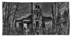 Haunted House Hand Towel