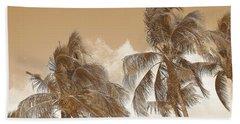 Hawaiian Breeze Bath Towel by Athala Carole Bruckner
