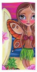 Hawaiian Fairy Bath Towel