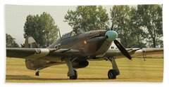 Hawker Hurricane Taxing Hand Towel