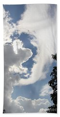 Head In The Clouds Hand Towel