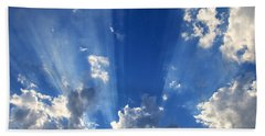 Heavenly Light Bath Towel