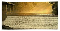 Heaven's Rays Bath Towel