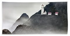 Heceta Head Lighthouse Hand Towel