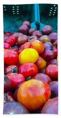 Heirloom Tomatoes V. 2.0 Hand Towel