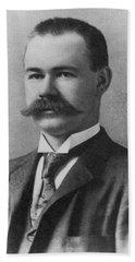 Herman Hollerith (1860-1929) Bath Towel
