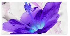 Hibiscus - After The Rain - Photopower 754 Hand Towel