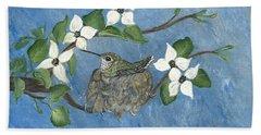 Hidden Jewel Hand Towel by Ella Kaye Dickey