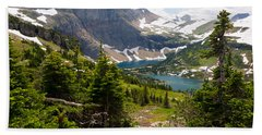Hidden Lake Hand Towel