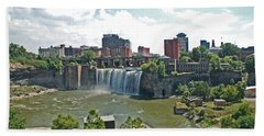 High Falls Hand Towel
