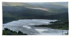 Highland Loch At Lochaber Hand Towel