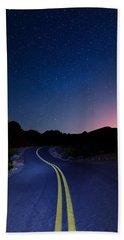 Highway Stars Bath Towel