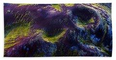 Bath Towel featuring the photograph Hills by Gunnar Orn Arnason