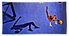 His Airness Michael Jordan Bath Towel