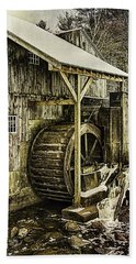 Historic Taylor Mill Hand Towel by Betty Denise