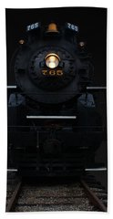Historical 765 Steam Engine Bath Towel