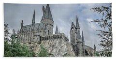 Hogswarts Castle  Hand Towel