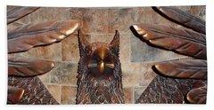 Hogwarts Hippogriff Guardian Bath Towel