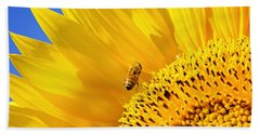 Honey Bee Hand Towel