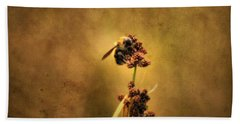 Honeybee Bath Towel