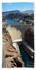 Hoover Dam Bath Towel