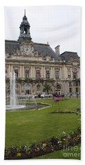 Hotel De Ville - Tours Hand Towel
